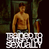 Dean's douched up Impala: Jensen (Alec - trained in sexual satisfa