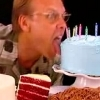 Food ~ Alton Brown (cake)