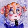 Мечтательная овца by MoS