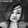 The literature of children!, Got a talent for raising Cain