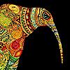 полосатый слонотапир