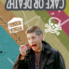 psychoactivtoad: spn - cake or death