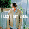 Mary: sam lost his shoe