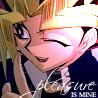 winking Yugi - pleasure is mine