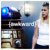 Kate: DW - awkward