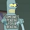 futurama || pending for a bending