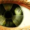 radioactive eyeball