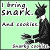 Snarky Cookies