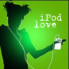 iPOD Greenness Love