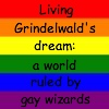 Grindlewald's dream
