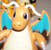 Dragonite real collection toy