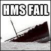 HMS fail