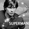 Carol: B&W Superman