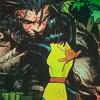 Comics - Wolverine & Jubilee