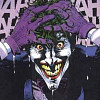 Joker: crazy face