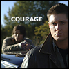 SPN Courage Dean Sam
