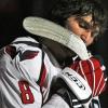 Hockey -- Ovechkin's Kiss