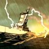lightning redirection (Iroh/Avatar)