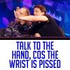 nmtb barrowman wrist