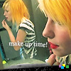 Revolutioon!: makeup