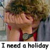 miwahni: Pros I need a holiday