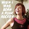 CB Wish I Was Born a Punk Rocker