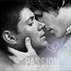 deanshot: dean_sam_passion