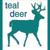 teal-deer