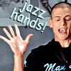 Maz (or foxxy!): Jazz Hands