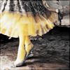 Ria: yellow skirt