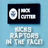 primeval - Nick kickraptors