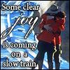 [DS] Fraser/Thatcher train joy