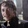 Kate: James in the rain
