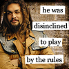 downloadableindifference: sga ronon no rules