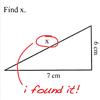 V: Find X