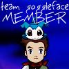Ryo: Team Goggleface Member