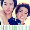 natsu: ARASHI // i will ship them till i die.