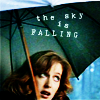 X-Files: The sky is falling