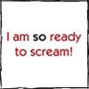 sad - scream