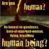 human being, American Gods, Gaiman