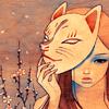 kitsune face