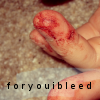 Jasmyn Skye: for you i bleed