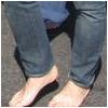 taylor - cute little feets