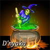 Demenyaka: Cooking witch