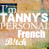 elialys: I'm Tanny's PFB