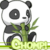 [Animals-Drawn]Panda - CHOMP!