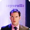 Ianto eyeroll