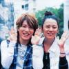 airairo: subaru and yasu - :D :D