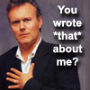 BtVS- Giles you wrote that about me