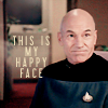 Yesenia - Miss Apathy: Happy Face Picard